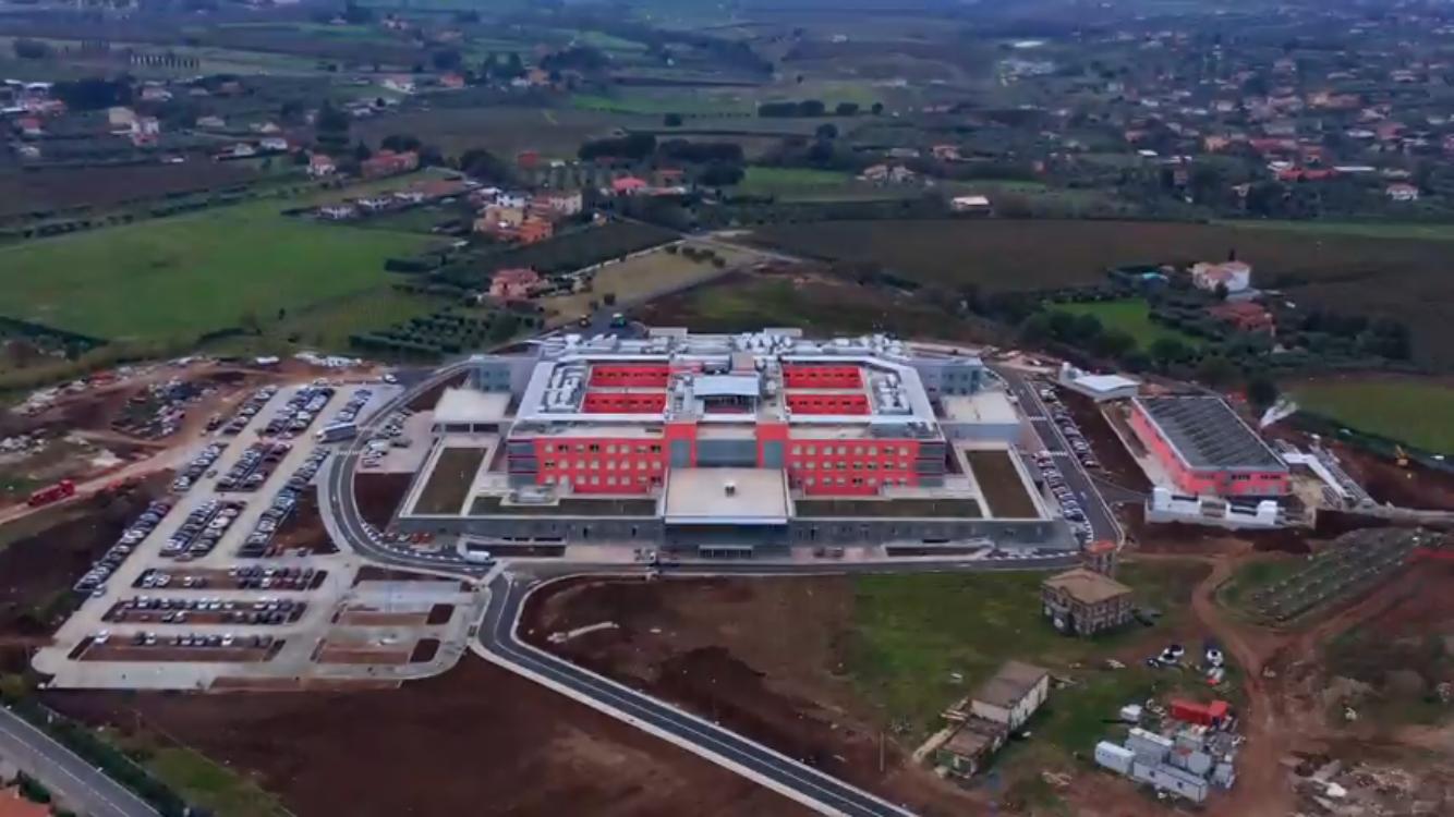 Risultati immagini per nuovo ospedale castelli