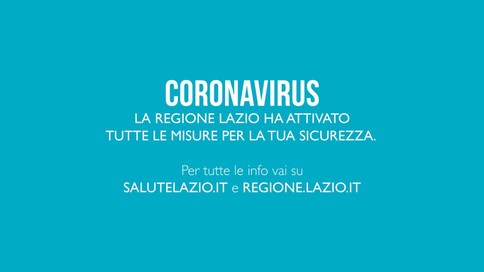 Coronavirus Coronavirus Asl Roma 6